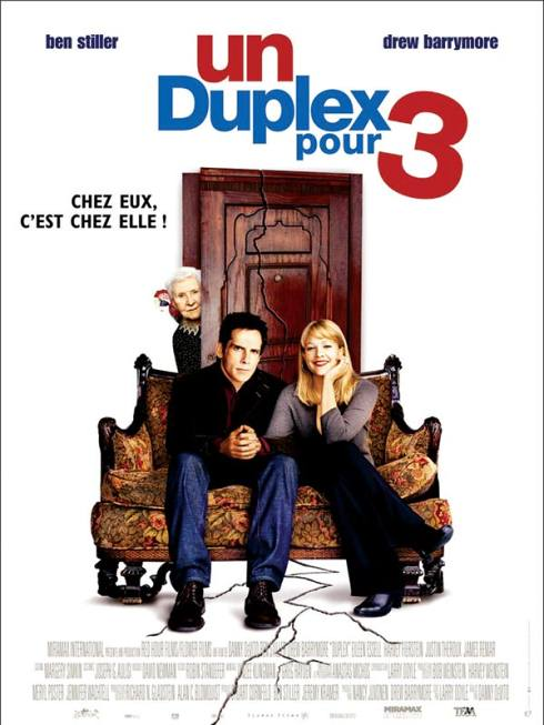 film 1 duplex pour 3 en streaming